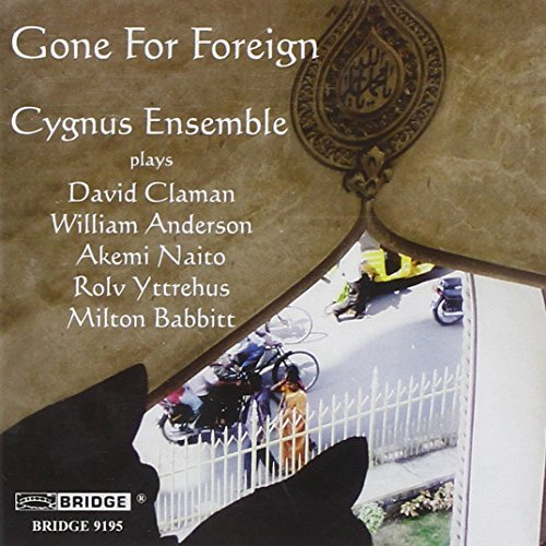 Claman Anderson Naito Gone For Foreign Cygnus Ens
