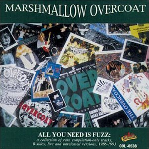 Marshmallow Overcoat All You Need Is Fuzz