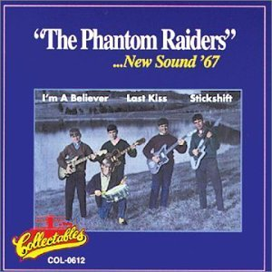 Phantom Raiders New Sound '67