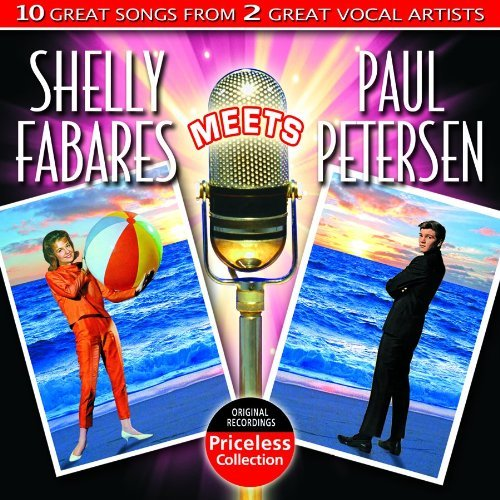 Shelley Paul Peterson Fabares Shelley Fabares Meets Paul Pet
