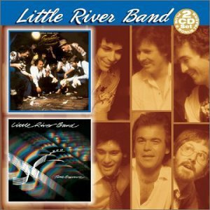 Little River Band Sleeper Catcher Time Exposure 2 CD