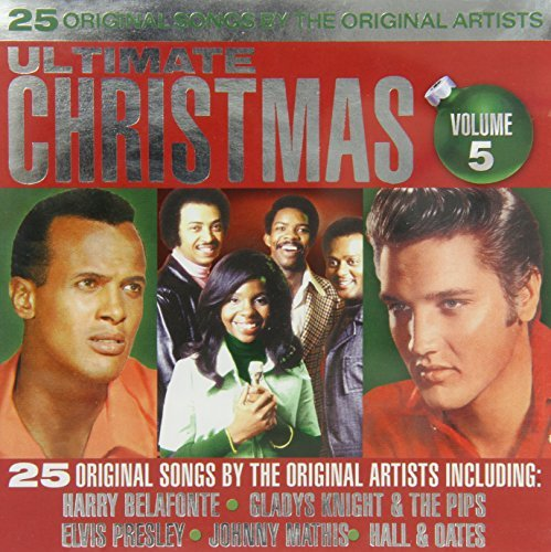 Ultimate Christmas Album Vol. 5 Ultimate Christmas Albu Ultimate Christmas Album