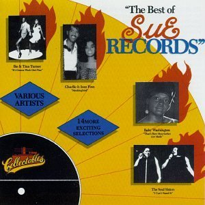 Best Of Sue Records Best Of Sue Records Soul Sisters Mcgriff George