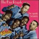 Five Royales/Apollo Sessions