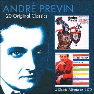 Andre Previn Camelot Thinking Of You 2 On 1