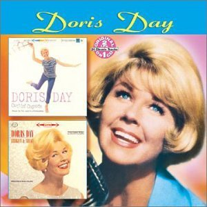 Doris Day Bright & Shiny Cuttin' Capers 2 On 1