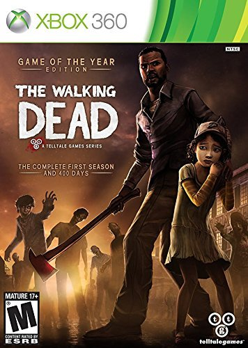 Xbox 360 Walking Dead Game Of The Year Edition