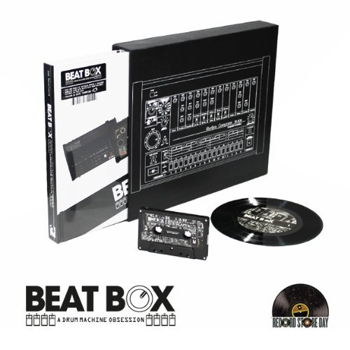 Joe Mansfield Beat Box A Drum Machine Obsession Record Store Day Exclusive