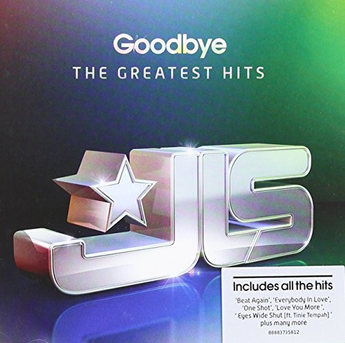 Jls Goodbye The Greatest Hits Import Eu