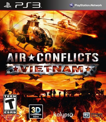 Ps3 Air Conflicts Vietnam Kalypso Media Usa Inc