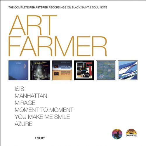 Art Farmer Complete Remastered Recordings 6 CD