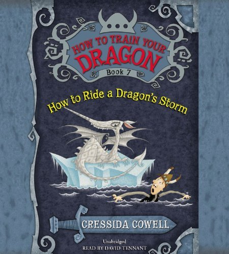 Cressida Cowell How To Train Your Dragon How To Ride A Dragon's Storm