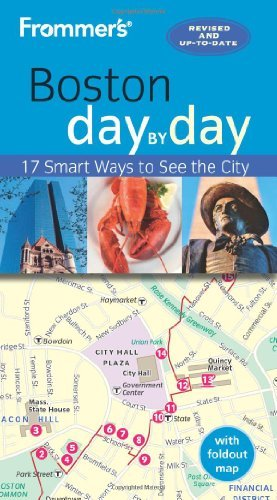 Marie Morris Frommer's Boston Day By Day 0003 Edition;