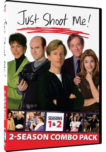 Just Shoot Me Just Shoot Me Seasons 1 & 2 Nr 3 DVD