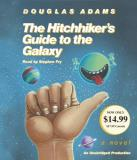 Douglas Adams The Hitchhiker's Guide To The Galaxy