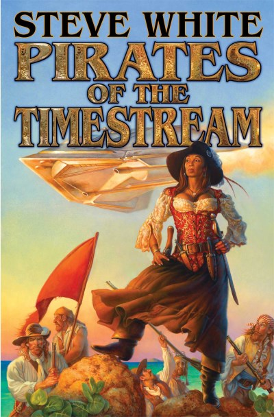 Steve White Pirates Of The Timestream