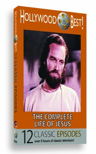 The Complete Life Of Jesus Wilson Rowe DVD