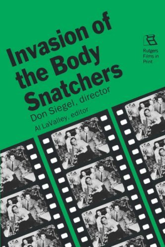 Al Lavalley Invasion Of The Body Snatchers Don Siegel Director