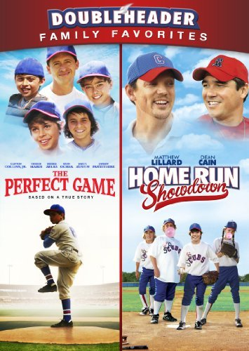 Perfect Game Home Run Showdown Doubleheader Double Feature DVD Nr Ws