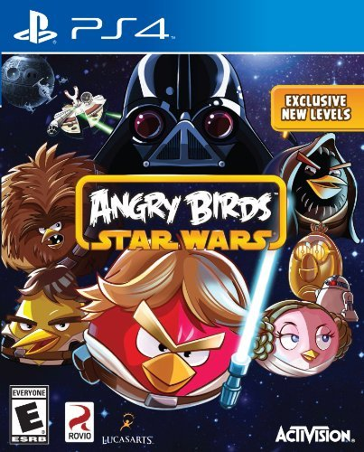 Ps4 Angry Birds Star Wars Activision Inc. E10+