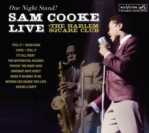 Sam Cooke One Night Stand Sam Cooke Live