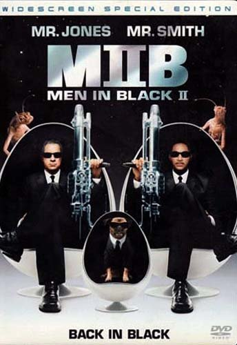 Men In Black 2 Jones Smith