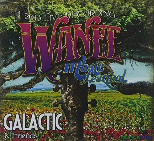 Galactic Live From Wanee 2013 2 CD