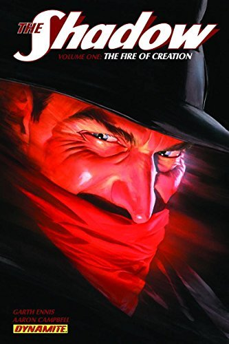 Garth Ennis The Shadow Volume 1 The Fire Of Creation