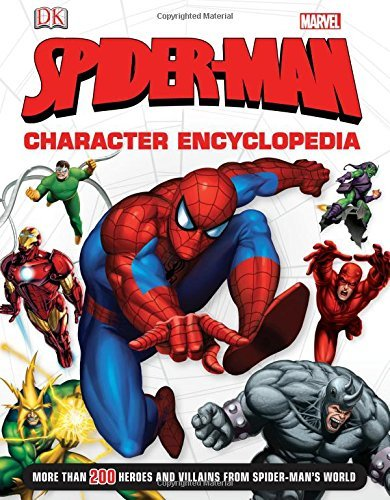 Daniel Wallace Spider Man Character Encyclopedia