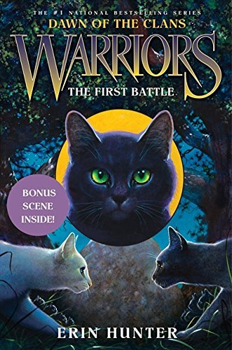 Erin L. Hunter Warriors Dawn Of The Clans #3 The First Battle