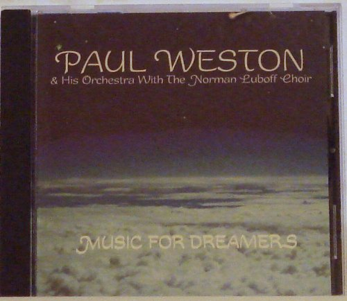 Paul Weston Music For Dreamers