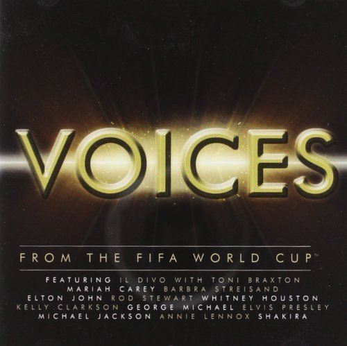 Voices For The Fifa World Cup Voices For The Fifa World Cup Import Aus