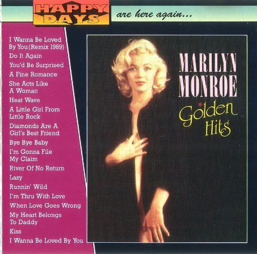 Marilyn Monroe Golden Hits