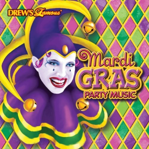 The Hit Crew Mardi Gras Party Music CD