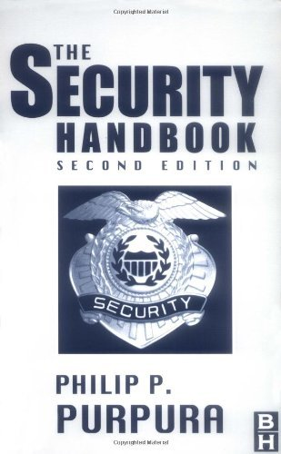 Philip Purpura The Security Handbook 0002 Edition;