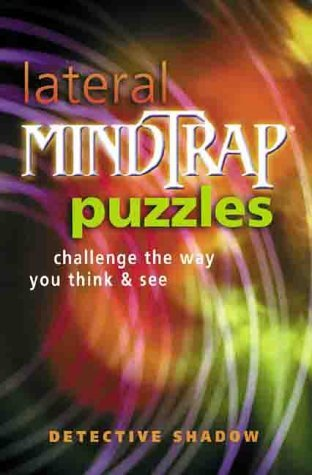 Detective Shadow Lateral Mindtrap Puzzles Challenge The Way You Think & See