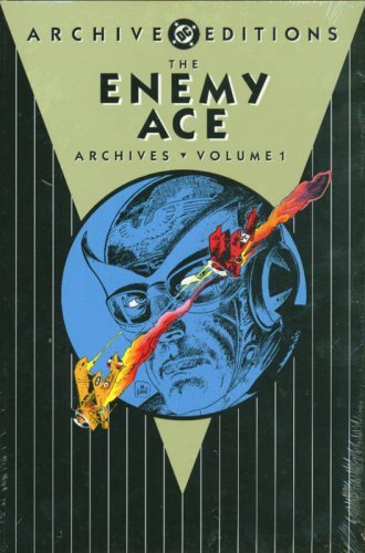 bob-kanigher-the-enemy-ace-archives-volume-1