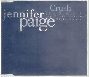 Jennifer Paige Crush CD German Edel 1998