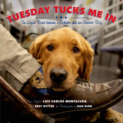 Luis Carlos Montalvan Tuesday Tucks Me In The Loyal Bond Between A Soldier And His Service