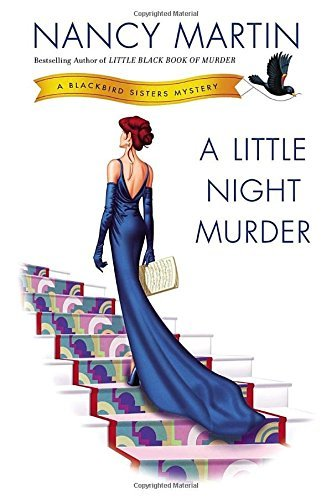 Nancy Martin A Little Night Murder
