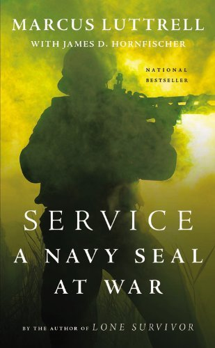 Marcus Luttrell Service A Navy Seal At War
