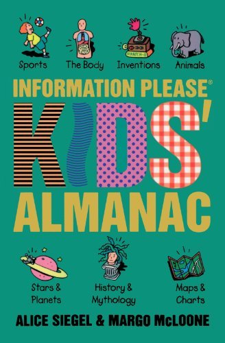 Alice Siegel The Information Please Kids Almanac
