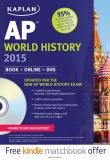 Jennifer Laden Kaplan Ap World History [with Dvd]