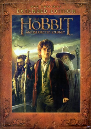 Hobbit An Unexpected Journey 2 Disc Special Extended Edition