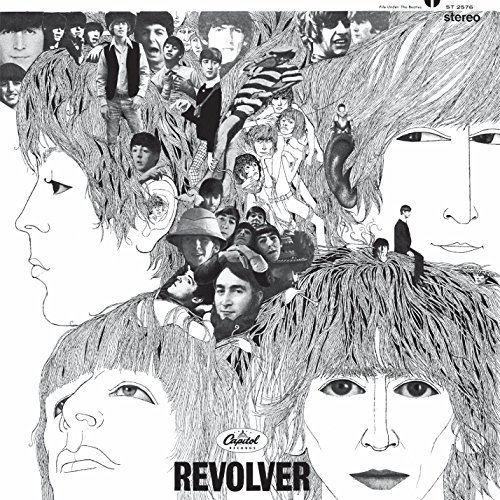 Beatles Revolver (the U.S. Album) Mini Lp Replica