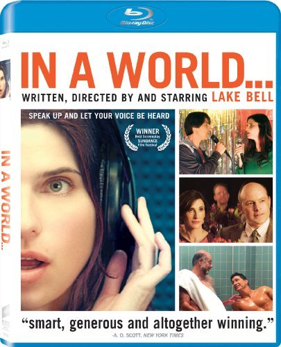 In A World Bell Melamed Corddry Martin Blu Ray R Ws