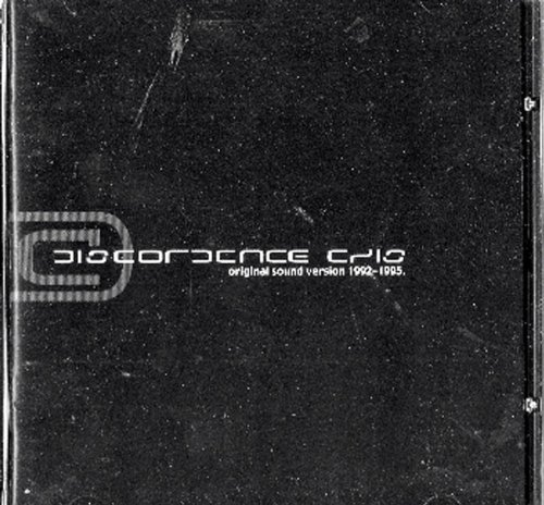 Discordance Axis Original Sound Version 1992 95 Original Sound Version 1992 95