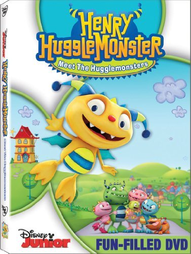 Henry Hugglemonster Henry Hugglemonster Meet The Ws Meet The Hugglemonster