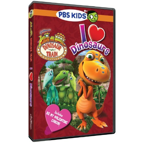 Dinosaur Train I Love Dinosaurs DVD Nr