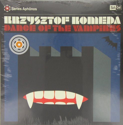Krzysztof Komeda Dance Of The Vampires Deluxe Ed. Incl. CD